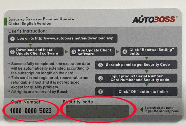 autoboss v30 update card