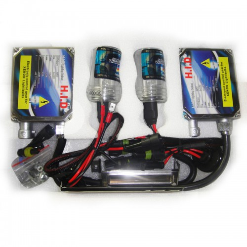 XENON LIGHT HID CONVERSION KIT H1 H4 H7 9005 9006 9007