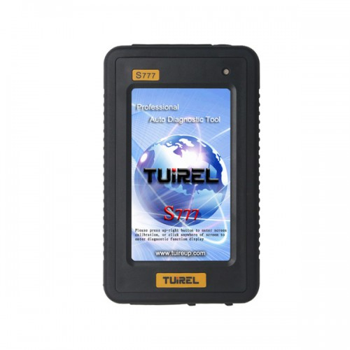 Tuirel S777 CareCar C68 Retail DIY Professional Auto Diagnostic Tool mit Full Software Update Online for Free for 2 Years mit Deutsch