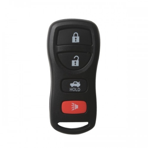 Buy Remote Shell 4 Button for Nissan 10pcs/lot