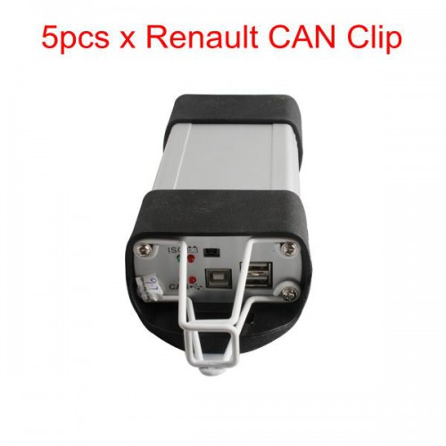 5pcs Renault CAN Clip V188 Latest Renault Diagnostic Tool