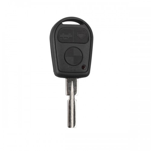 3 Button 4 Track Transponder Key Shell for BMW 5pcs/lot