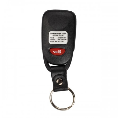 (3+1) Remote Key 315MHZ for Hyundai Cerato