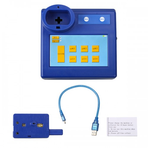 468 KEY PRO Third Generation ID46 Copy Key Programmer