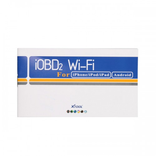 Clearance iOBD2 Diagnostic Tool for iPhone/Smart Phones by WiFi