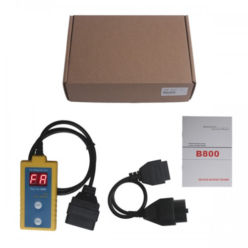 B800 Airbag Scan/Reset TOOL for BMW