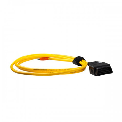ENET (Ethernet to OBD) Interface Cable E-SYS ICOM Coding F-Series für BMW