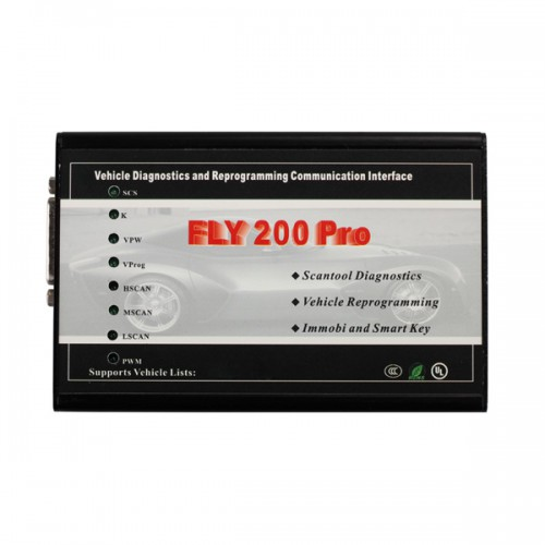 FLY200 PRO Suitable for Ford Mazda Jaguar and Landrover mit Deutsch