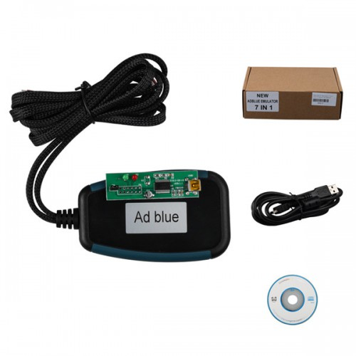 Best Price Ad-Blueobd2 Emulator 7-In-1 With Programming Adapter with Disable Ad-Blue System Kaufen SH42-B als Ersatz