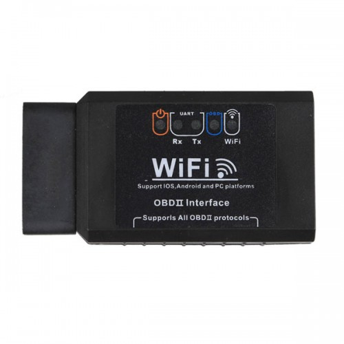 WiFi327 WIFI OBD2 EOBD Scan Tool support Android and iPhone/iPad