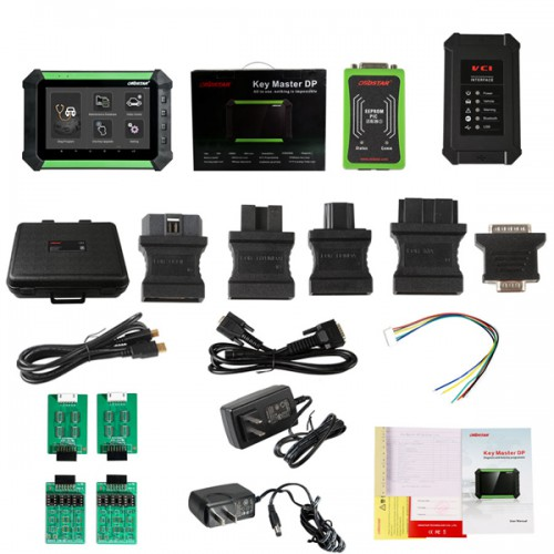 OBDSTAR X300 DP Android Tablet KEY Master Programmierer und Diagnose Tool 2 in 1 Full Packet Version