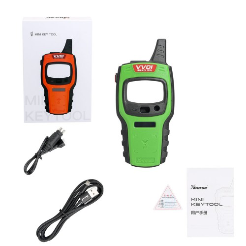 [Schiff aus UK] Original XHORSE VVDI MINI KEY TOOL Remote Key Programmer for IOS & Android Replaces Xhorse VVDI Key Tool Remote Maker Key Programmer