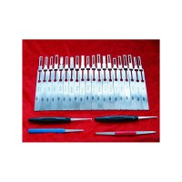LISHI Series Lock Pick Set 31 in 1