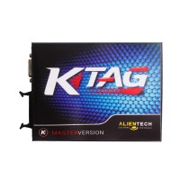 Last One in HK V2.10 Master Version KTAG K-TAG ECU Programming Tool