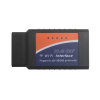 WiFi ELM327 V1.5 Wireless OBD2 Auto Scanner Adapter Scan Tool for iPhone iPad iPod Software V2.1