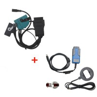 Professional CAS1/2/3/4/CAS4+ OBD2 Key Programmer Multi Tool Plus CAS PLUG for BMW