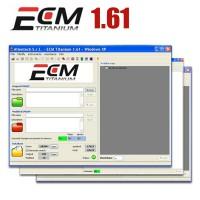 Full Version ECM TITANIUM 1.61 mit 18475 Treiber