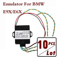 10pcs 2013 BMW CIC Retrofit Adapter Emulator Video In Motion Nav Voice Control Activation Support E9X E6X