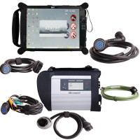 V2020.6 MB SD Connect Compact C4 Plus EVG7 DL46/HDD500GB/DDR2GB Diagnostic Controller Tablet PC