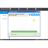 V2013.10 Deutsch SUBARU SSM-III Software Update Package for VXDIAG Multi Diagnostic Tool