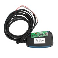 Hohe Qualität NEW Ad-Blueobd2 Emulator 7-in-1 with Programing Adapter