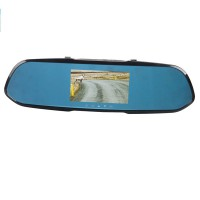 Deutsch Car Detector Dvr R800 Rearview Mirror Camera Video Recorder HD 1080P Picture