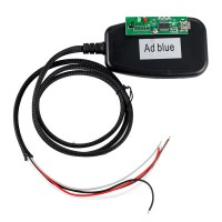 NEW Ad-Blueobd2 Emulator 7-in-1 with Programing Adapter Free Shipping via Post