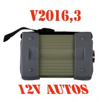 Deutsch V2016.3 MB Star C3 für 12V Cars Diagnostic Tool