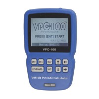 VPC-100 Hand-Held Vehicle PinCode Calculator (mit 300+200 Tokens) Update Online