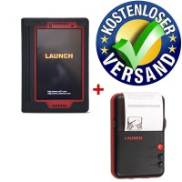 Kaufe eins bekomme eins! Original LAUNCH X431V 8inch Tablet Scanner plus LAUNCH Wifi Drucker Online Update Free für 2 Jahre