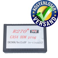 R270+ CAS4 BDM Programmer Update to V1.2 for BMW Buy SK46-B as Replacement
