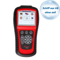 Autel MaxiDiag Elite MD802 for All System+DS Model Schiff aus UK