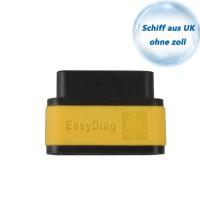 IOS Original Launch EasyDiag for Android Built-in Bluetooth OBDII Generic Code Reader