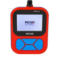 F502 Heavy Vehicle Code Reader Update Online Free Shipping via Express