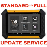 X300 DP Update Service from Standard to Full Version No Need Shipment
