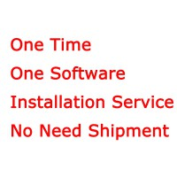 One Time Engineer Install One Software Service No Need Shipment