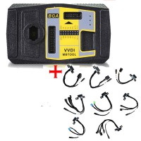 Original Xhorse V5.0.5 VVDI MB BGA TooL Benz Key Programmer Including BGA Calculator Function Get Free EIS/ELV Test Line