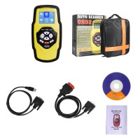 QUICKLYNKS BMW+OBDII Diagnostic Tool T86 Auto Scanner for BMW All Systems & OBDII ECU Diagnostic