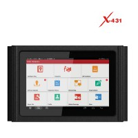 Original Wifi LAUNCH X431 PAD III V2.0 Diagnostic, Coding and Programming Tool Bluetooth 4.2