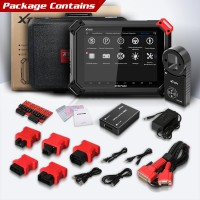 Original XTOOL X100 X-100 PAD2 Key Programmer Full Version with VW 4th & 5th IMMO More Special Function Added