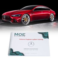 (NO RETURN) Moe Diatronic Vediamo Engineer System Training Book Vediamo Usage and Case