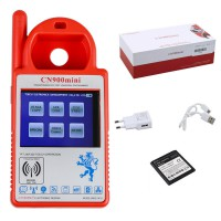 V1.32.2.19 Smart CN900 Mini Transponder Key Programmer Mini CN900