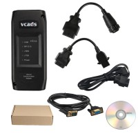 Truck Diagnostic Tool VCADS Pro 2.40 Version for Volvo mit Deutsch