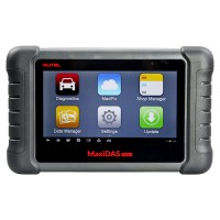 AUTEL MaxiDAS DS808 Handheld Touch Screen Autel Diagnostic Tools Support Njector Coding Key Coding Update Online