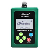 Lonsdor JLR-IMMO JLR Doctor Hardware OBD Key Programmer for Jaguar Land rover Update Online