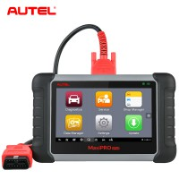 100% Original Autel MaxiPro MP808K Diagnostic Tool MP808 OBD2 Scanner with Bi-Directional Control Key Coding (Same as DS808K)