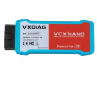 WiFi Version VXDIAG VCX NANO für Ford V118 / Mazda V118 2 in 1 mit IDS