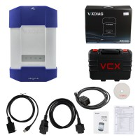 German Version VXDIAG WiFi SUBARU SSM-III Multi Diagnostic Tool V2018.10
