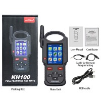 Lonsdor KH100 Hand-Held Remote/Smart Key Programmer