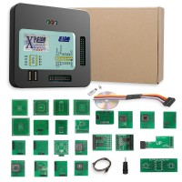 V6.12 X-PROG Box ECU Programmer XPROG-M mit USB Dongle